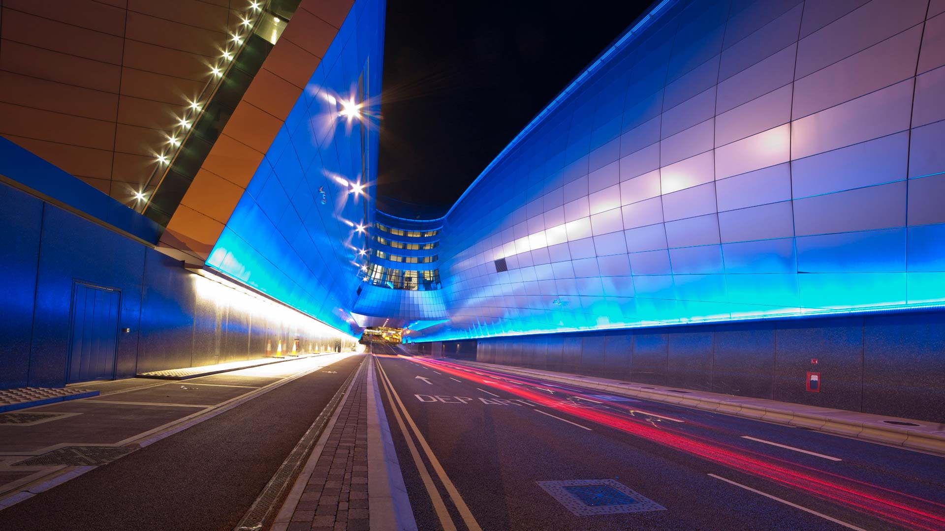 commercial photography Dublin airport