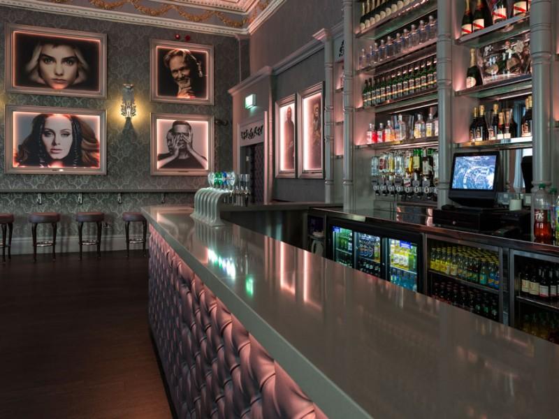 interior design photography Olympia Theatre Dublin