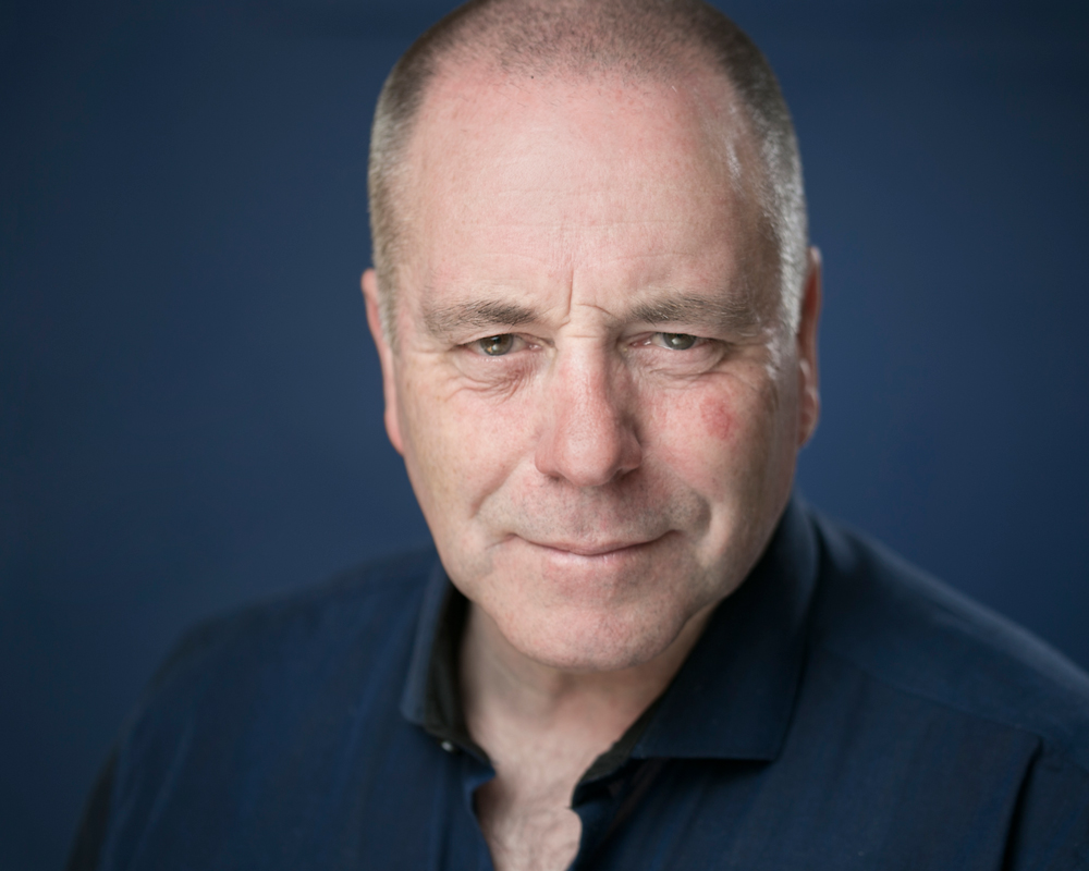 actor headshot George Bracebridge