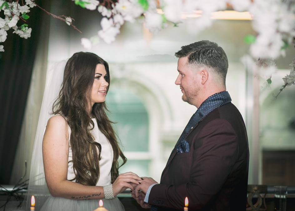 urban wedding dublin